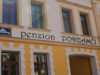 Penzion Podzámčí