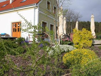 Penzion Blanský les
