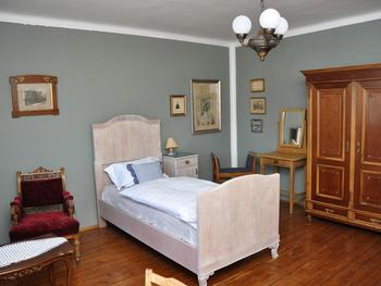 Apartmány Letícia