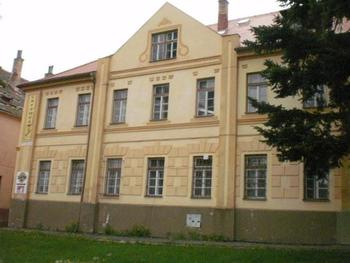 Ubytovna Prachatice