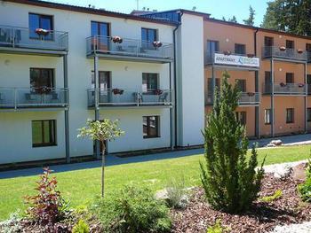 Apartmány Ernesta Club Lipno