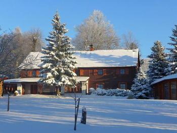Rodinné ubytování Chaloupka Sněžník