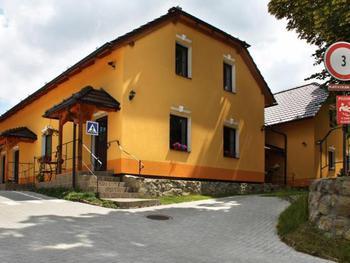 Penzion Pulčínské skály