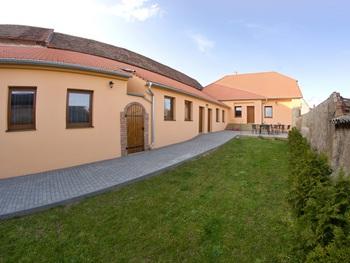 Penzion vinařství Jiří Popp