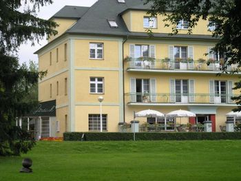 Lázeňský hotel Jirásek