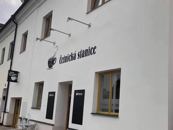 Četnická stanice Hluboká nad Vltavou