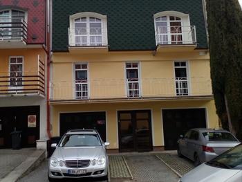 Apartmány Františkovy Lázně