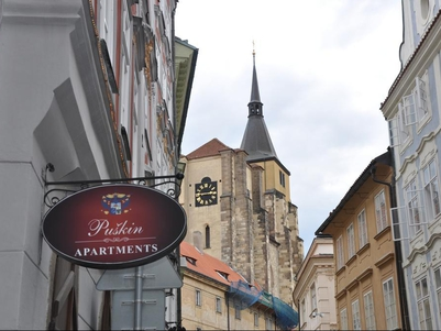 Apartmány Puškin