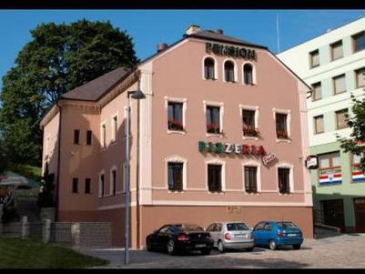 Pension Půlměsíc - Pizzeria Paolo