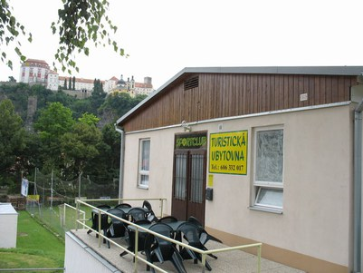 Turistická ubytovna Sportclub