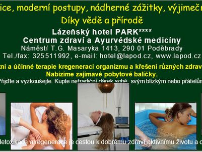 Lázeňský hotel PARK****