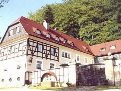 Vila Křenov