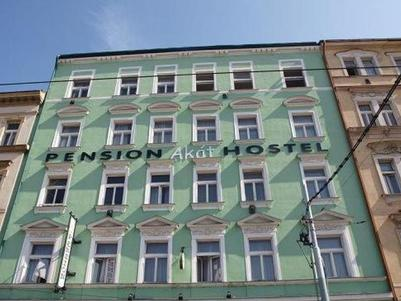 AKÁT pension a hostel