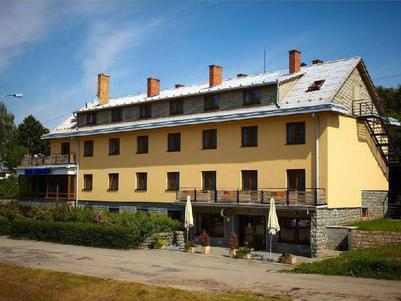 Hotel Koupaliště
