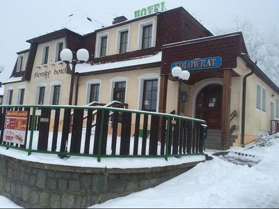 horský hotel Přimda