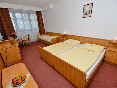 Hotel Kotyza ***