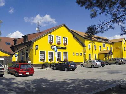 Hotel ROSE & pension VILA TENIS