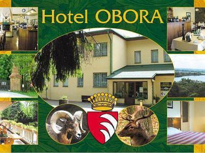 Hotel Obora Kinský