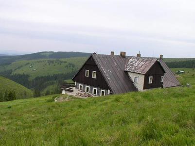 Bouda Klínovka