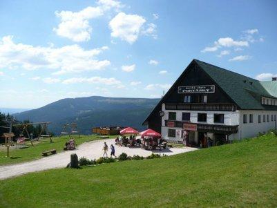 Horská chata Portášky