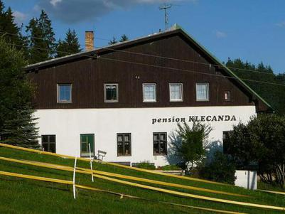 Pension Klecanda