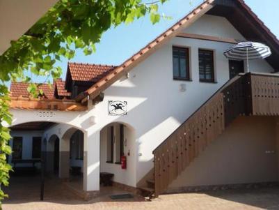 Apartmány Černý jezdec