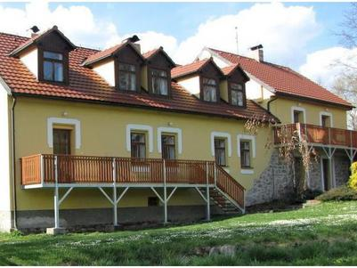 Penzion Mlýn Kamenice