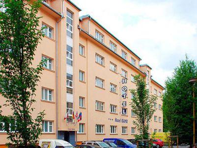 Hotel KAMU***Garni