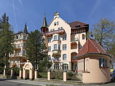 Česká hotelová, a.s. - Spa Hotel Smetana - Vyšehra