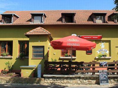 Restaurace a penzion Haklův mlýn