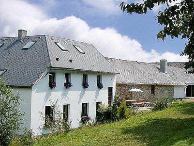 Penzion - camp Javořice
