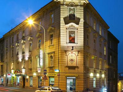 Hotel GOLDEN CITY-garni