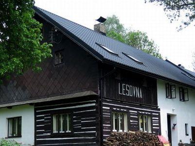 Cykloturistická základna Lesovna