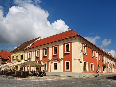 Hotel a restaurace Panská