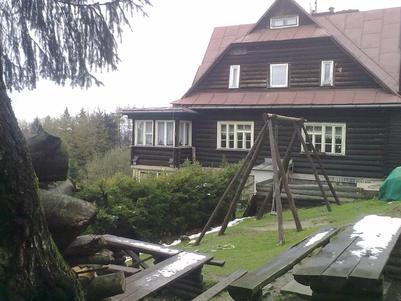 Antonín Sikora - Horská chata Gírová
