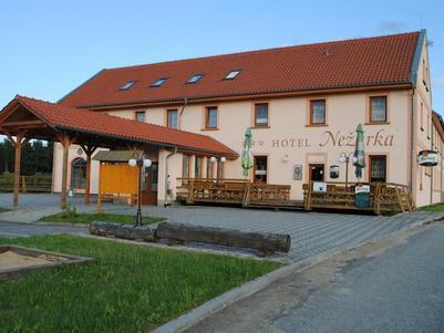 Hotel Nežárka