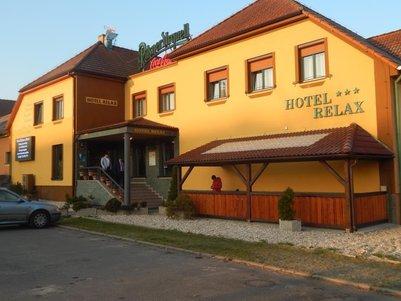 Hotel Relax - U Drsů
