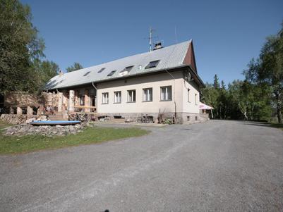 Chata Orlí vrch na Rejvíze
