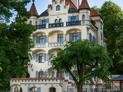 Villa Ritter Vital Hotel