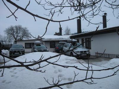 Arnošt Qual - Rekreační domek