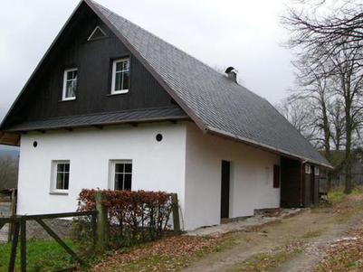 Chata Červený Potok
