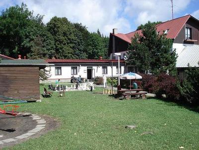 Dalibor Nešpořík - Horský hotel Ondráš