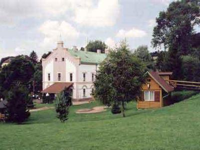 Karel Kobr - Pension Jívka
