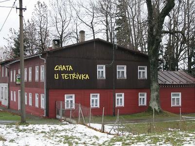 Anna Pešková  - Chata U Tetřívka