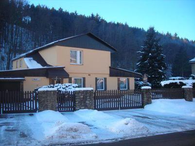 Rodinný apartmán Hübnerová