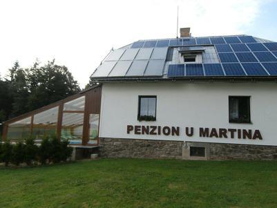 Martin Charvát - Penzion U Martina