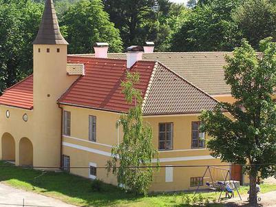 Ubytování na zámku