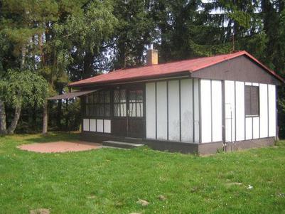 Rekreační zařízení-přehrada Seč