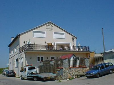 Motel Bystřice