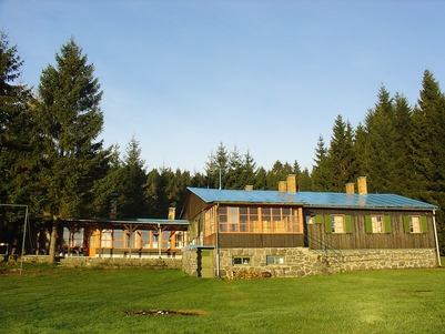Turistická chata Čáslava-Stav